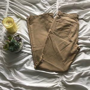 Eddie Bauer khaki pants